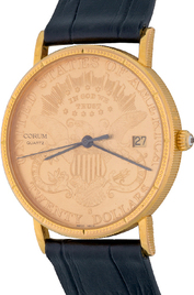 Corum Gold Piece inventory number C47268 mobile image