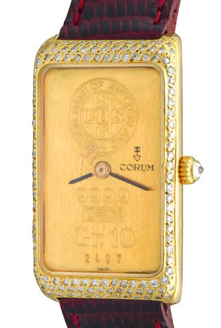Product corum swiss ingot main c43241