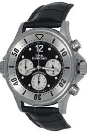 Daniel Jean Richard Chronoscope inventory number C40412 mobile image