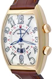 Franck Muller Cintree Curvex Big Ben GMT & Alarm inventory number C48832 image