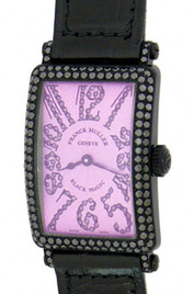Franck Muller Long Island Black Magic inventory number C32840 image