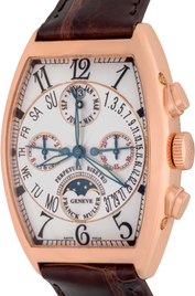 Franck Muller Perpetual Calendar, Moonphase,  Chronograph inventory number C47222 image