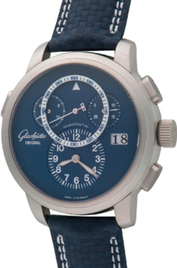 Glashutte Original Pano-Graph inventory number C43638 mobile image