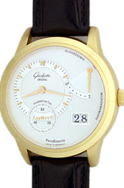 Glashutte Original Pano-Reserve inventory number C18918 mobile image