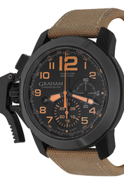 Graham Chronofighter inventory number C47162 mobile image