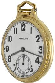 Hamilton 950E (Elinvar) inventory number P39671 image
