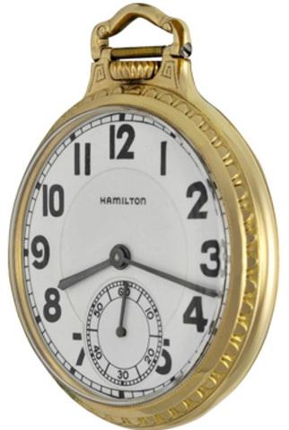 Product hamilton 950e elinvar pocket watch main p39671