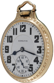 Hamilton Model 992E (Elinvar) inventory number C41709 image