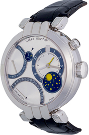Harry Winston Premier Excenter Perpetual Calendar inventory number C47513 image