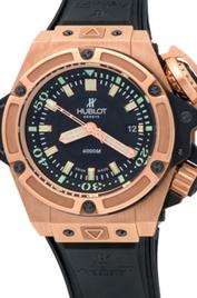 Hublot Oceanographique Monaco inventory number C44506 image