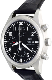 IWC Pilot Chronograph inventory number C48496 image