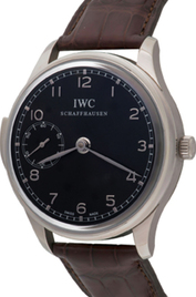 IWC Portuguese Minute Repeater inventory number C43645 mobile image