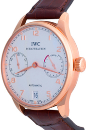 IWC Portuguese inventory number C45406 image