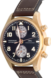 IWC Saint Exupery Pilot Chronograph inventory number C44827 image