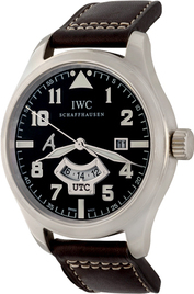 IWC Saint Exupery UTC Pilot inventory number C45448 mobile image