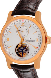 Jaeger-LeCoultre Master Tourbillon inventory number C37491 image