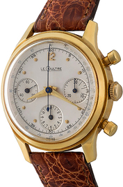 LeCoultre Chronograph inventory number C45373 image
