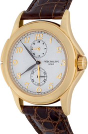 Patek Philippe Dual-Time inventory number C45812 mobile image