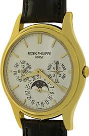 Patek Philippe Perpetual Calendar inventory number C35318 image