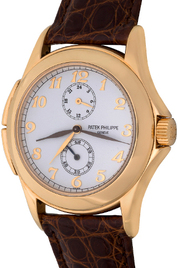 Patek Philippe Travel Time inventory number C46654 image