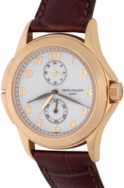 Patek Philippe Travel Time inventory number C47299 image