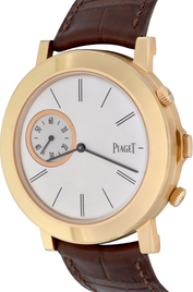 Piaget Altiplano Double Jeu inventory number C47607 mobile image