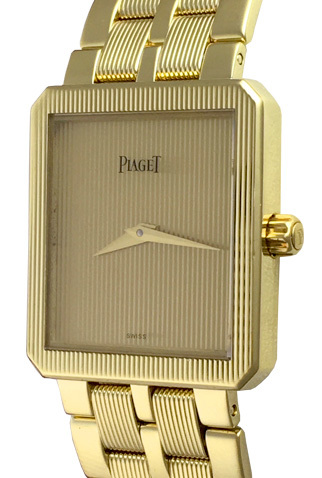 Product piaget protocole quartz mens watch main c47375