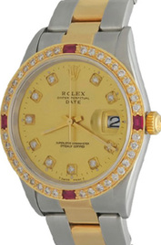 Rolex Date inventory number C39164 image