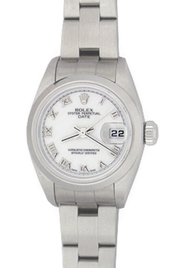 Rolex Date inventory number C40473 mobile image