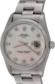 Rolex Date inventory number C40479 mobile image
