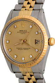 Rolex Date inventory number C44340 image