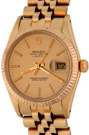 Rolex Date inventory number C47217 image