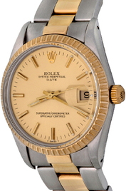 Rolex Date inventory number C47590 image