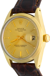 Rolex Date inventory number C47685 image