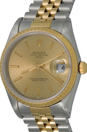 Rolex Date inventory number C47865 image