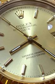 Rolex Date inventory number C49183 image
