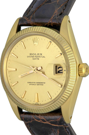 Rolex Date inventory number C49307 image