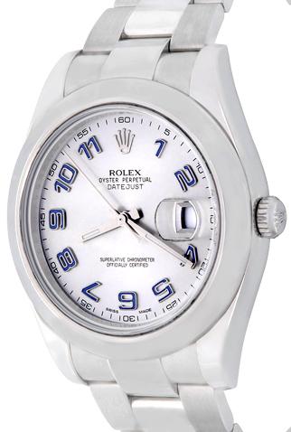 Product rolex datejust ii 116300 main c50067