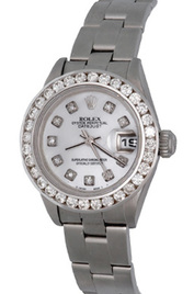 Rolex Datejust inventory number C10019 mobile image