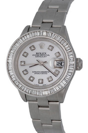 Rolex Datejust inventory number C13572 mobile image