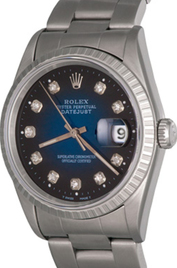 Rolex Datejust inventory number C17758 mobile image