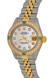 Rolex Datejust inventory number C32385 mobile image