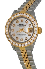 Rolex Datejust inventory number C32392 mobile image