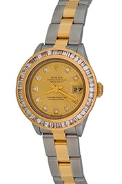 Rolex Datejust inventory number C32404 mobile image