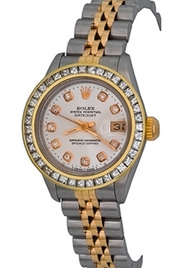 Rolex Datejust inventory number C32458 mobile image