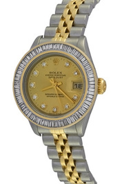 Rolex Datejust inventory number C32463 mobile image