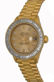 Rolex Datejust inventory number C32514 mobile image