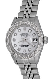 Rolex Datejust inventory number C33890 mobile image