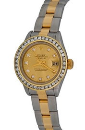 Rolex Datejust inventory number C34194 mobile image
