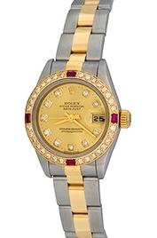 Rolex Datejust inventory number C34384 image